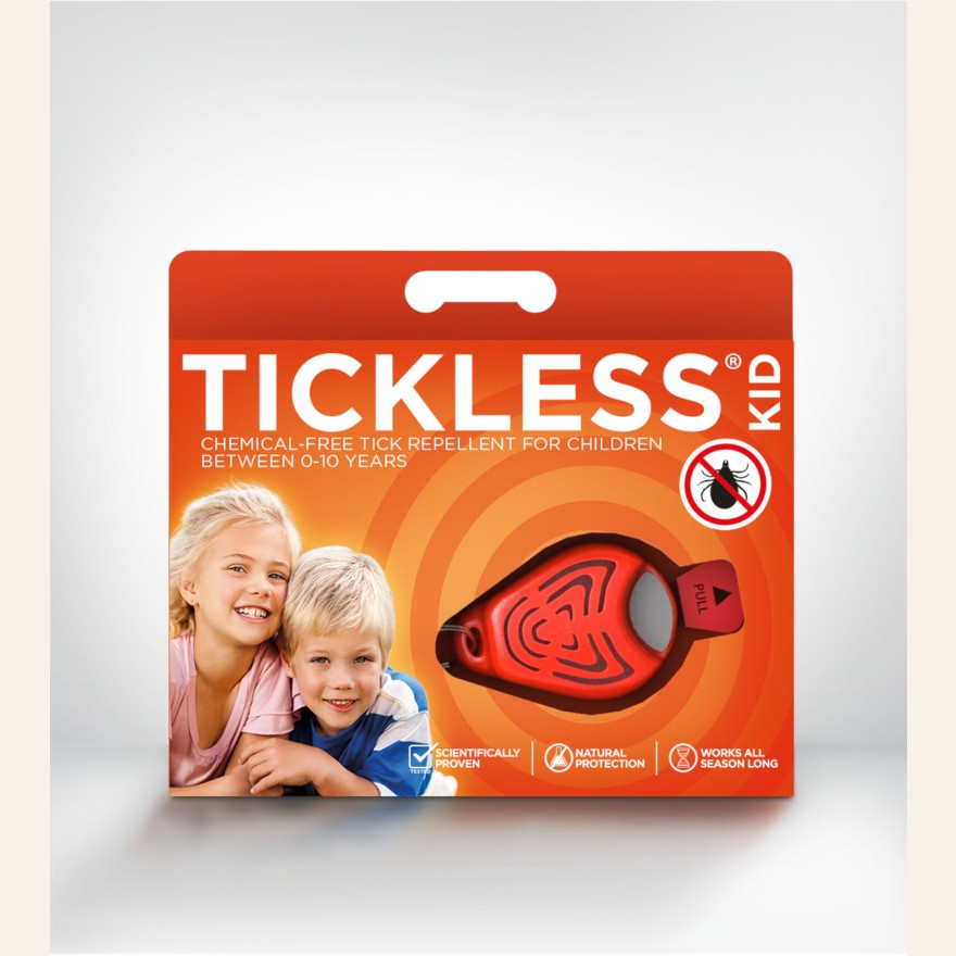 TickLess KIDS - Orange